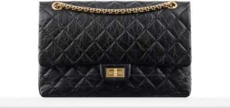 Classic Chanel 2.55
