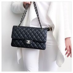 Chanel Classic Double Flap Bag